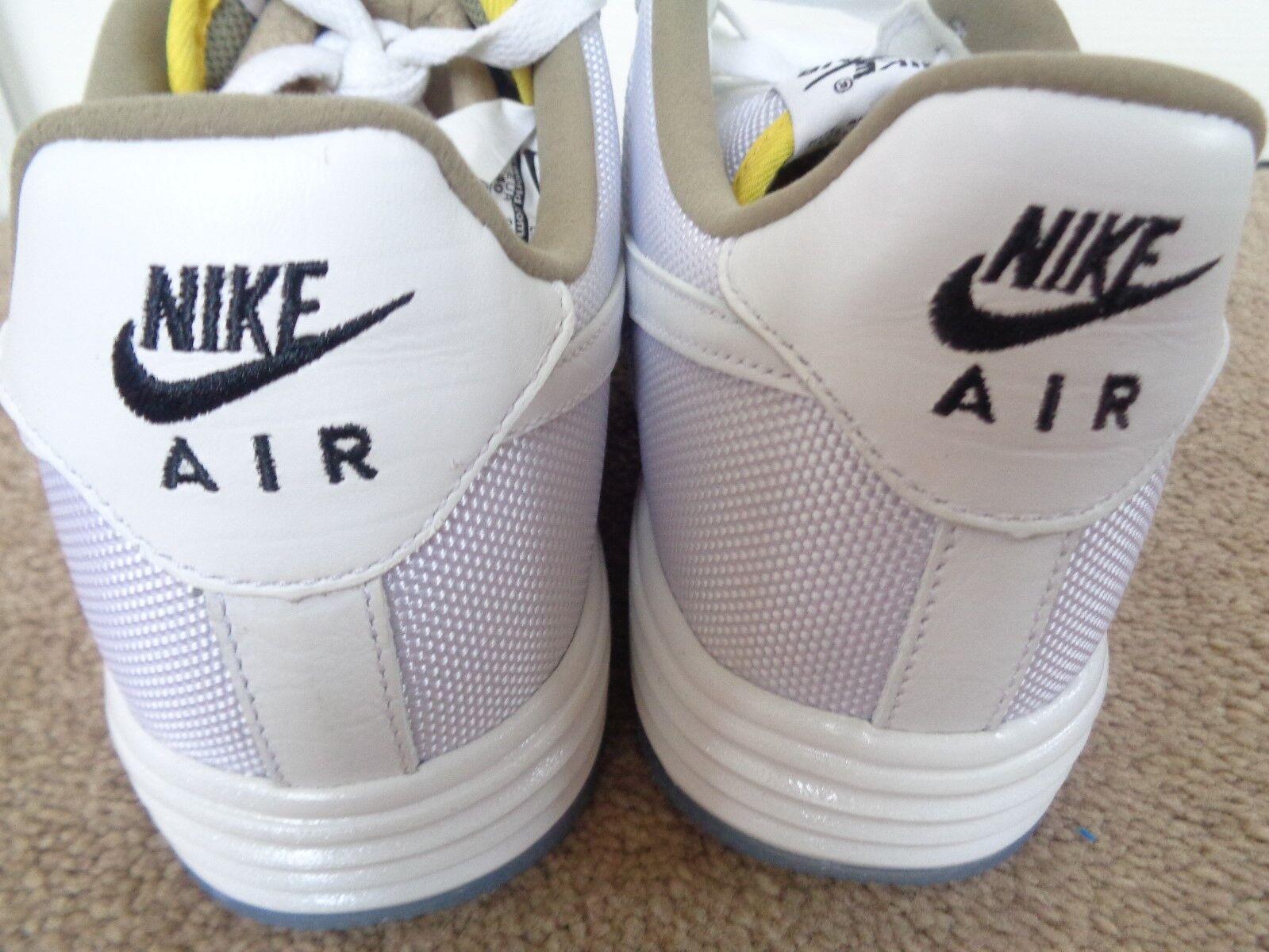 Nike lunar Obliger 1 QS homme  trainers Baskets uk 635274 100 uk Baskets 6 eu 40 us 7 NEWBOX bd207a
