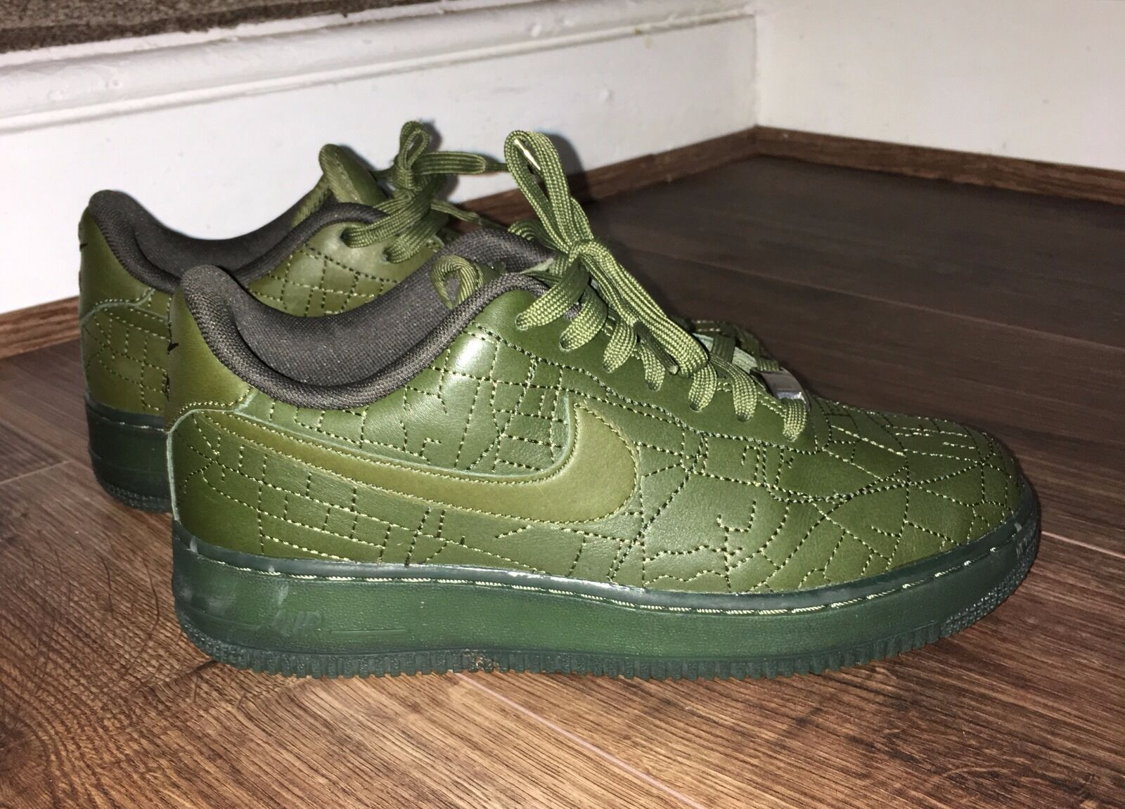 Nike Khaki Air Special Force 1 ciudad baja Collection London Special Air limited time fda644