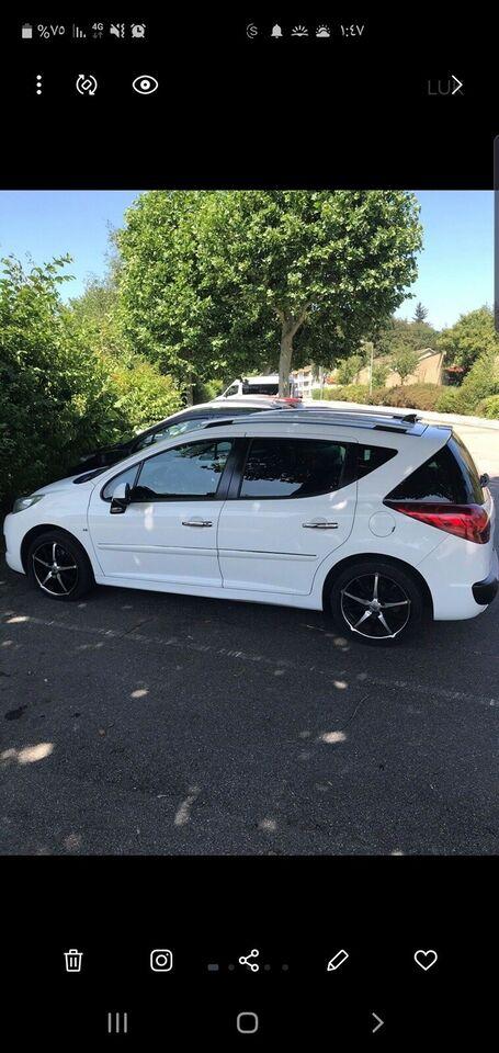 Peugeot, 207, Diesel