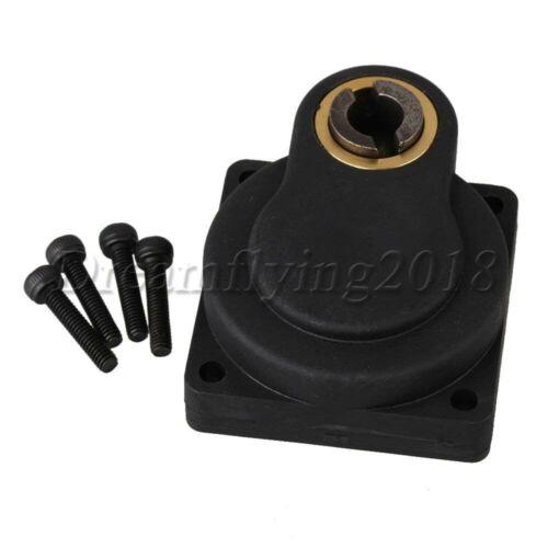 Alliage D/'Aluminium Radio Control Electric Starter Perceuse plaque T10047 pour Contrôle Radio Voiture Modèle Noir