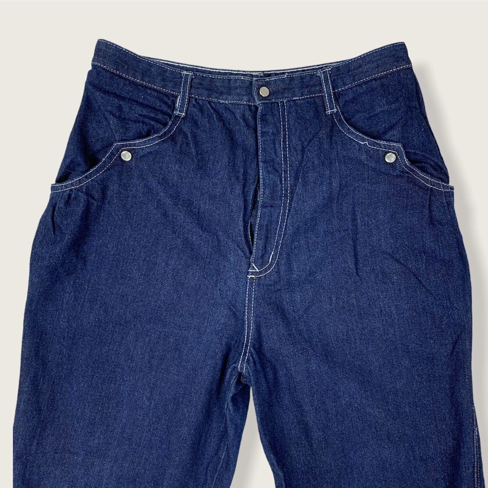 Vintage Women's N'Est-Ce Pas? Jeans 28.5 x 40 100… - image 3