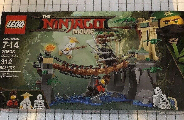 Lego The Ninjago Ninjago Ninjago Movie Master Falls (70608) 37e91a
