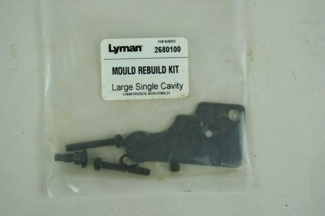 New Double Cavity Lyman Mould Rebuild Kit