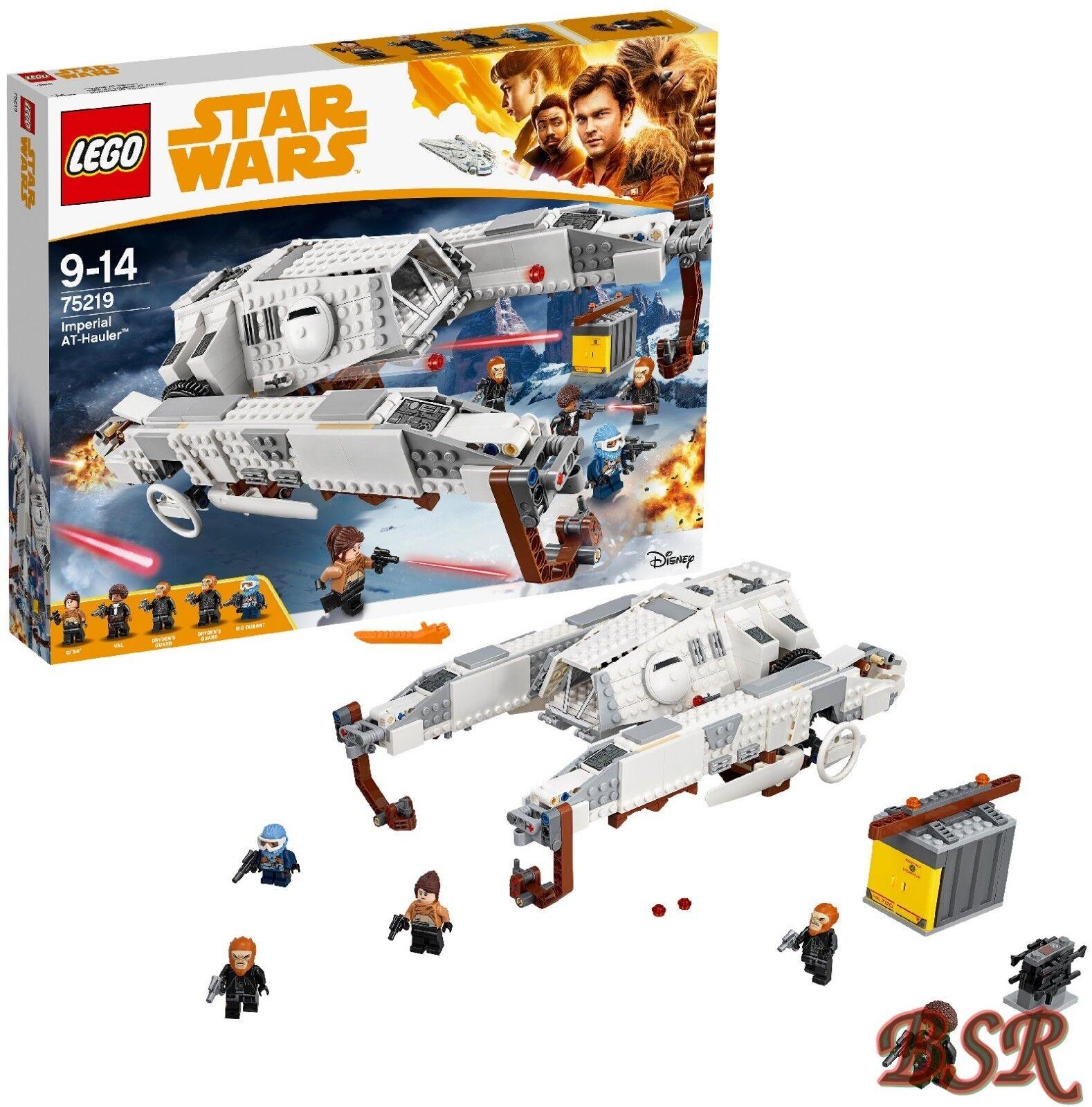 LEGO® Star Wars™: 75219 Imperial AT-Hauler™  & 0.-€Versand & NEU & OVP