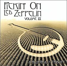 Pickin' on Led Zeppelin, Vol. 2 by Pickin' On (CD, Mar-2003, CMH Records)
