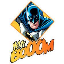 "Batman Tattoos, Batman ""Kaa-Booom"", Made in USA, Temporary Tattoo"