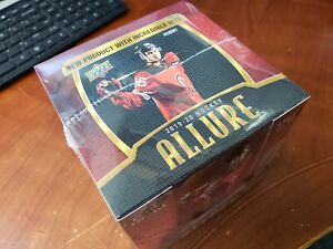 2019-20-Upper-Deck-NHL-Hockey-ALLURE-Factory-Sealed-Hobby-Box