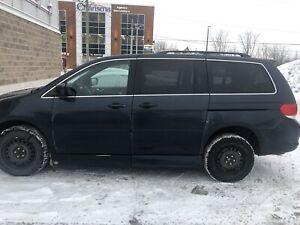 Van adapté Honda Odyssey 2010