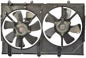 Engine-Cooling-Fan-Assembly-Dorman-620-365-fits-03-06-Mitsubishi-Outlander