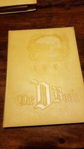 1951-Davis-High-School-Yearbook-from-Kaysville-Utah