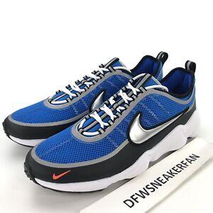 Details about Nike Air Zoom Spiridon Ultra OG Men's 13 Regal Blue Running Shoes 876267 400 New