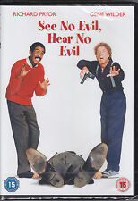 See No Evil, Hear No Evil - Richard Pryor Gene Wilder New & Sealed R2 DVD