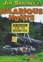 Hunting Jim Shockey Hilarious Funniest Hunts Bloopers Dvd
