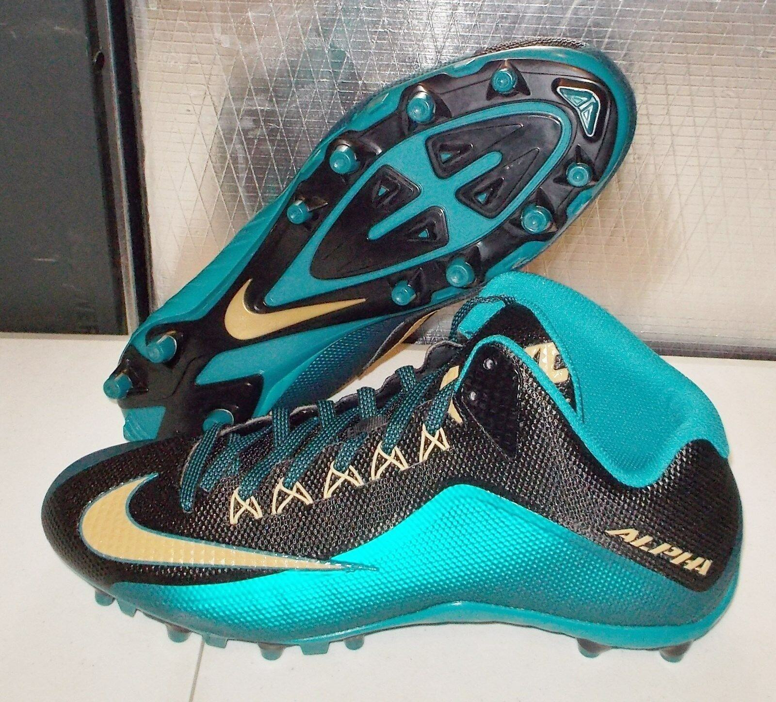NEW NIKE ALPHA PRO 2 3/4 TD PF Football Cleats NikeSkin MENS Limited The most popular shoes for men and women
