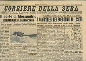 CORRIERE-DELLA-SERA-30-APRILE-1942-GIORNALI-DI-GUERRA