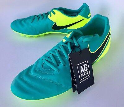 diseño de moda código promocional precio más bajo con Size 7 Nike Tiempo Legacy II AG-R Men's Soccer Cleats New 819217 ...