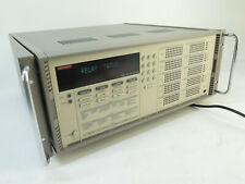 Keithley 7002 Switch System 10 Slot Mainframe With No Modules