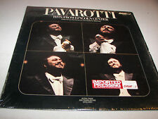 Luciano Pavarotti Hits From Lincoln Center LP NM London OS26577 1978 Holland