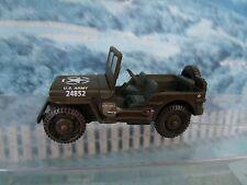 Corgi Willys Jeep  US army