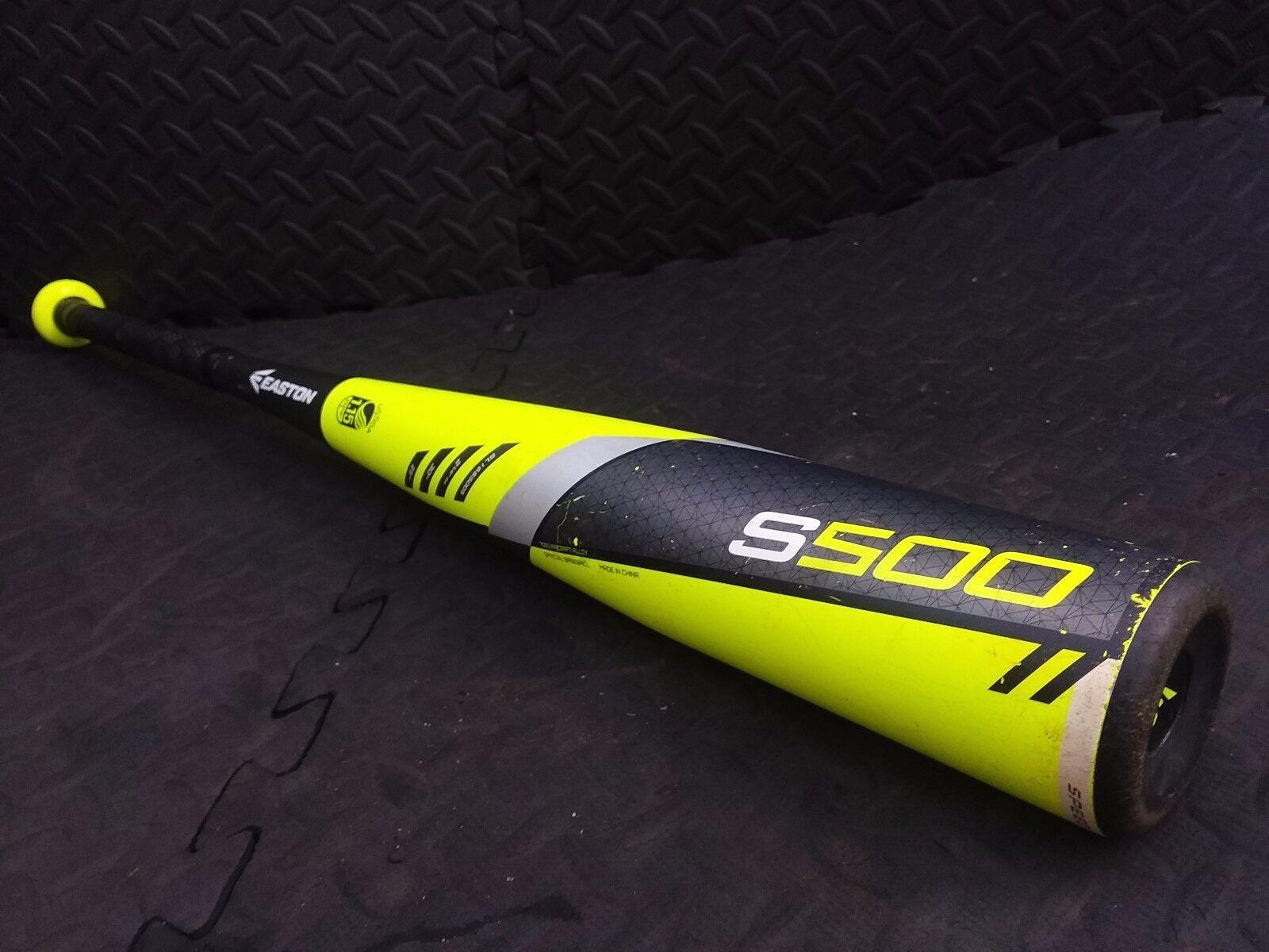 Bate Easton S500 Senior League Baseball 30 25 SL16S5005 (-5) 2 5 8  barril usssa