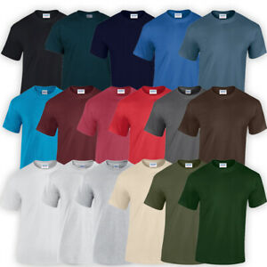 10-GILDAN-HEAVY-COTTON-T-SHIRTS-M-L-XL-XXL-3XL-4XL-5XL-HERREN-SHIRT-BAUMWOLLE