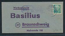 87111) OWL  Landpost Ra2 Paderborn   21a Buke über Altenbeken DS 1959