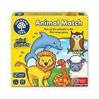 Orchard Toys 363 Animal Match Pairs Travel Mini Game Children Toddler 3 Years