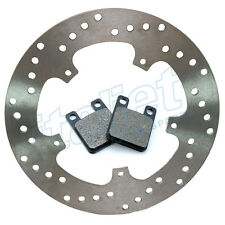 Italjet Dragster 125/180cc Rear Brake Disc Kit AJP Caliper inc Pads