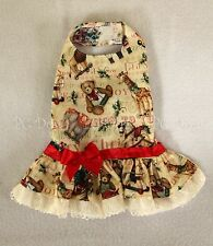 S Christmas Toys Dog dress clothes pet apparel Clothing Small PC Dog®
