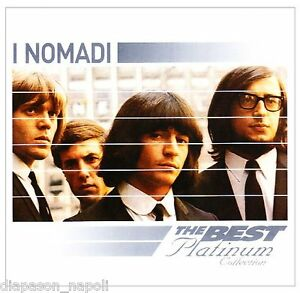 I Nomadi: The Best Platinum Collection - CD