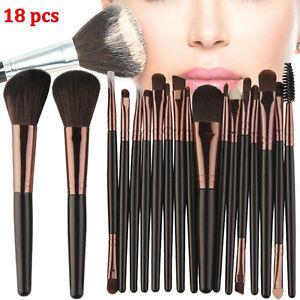 18-un-Kabuki-Cepillo-de-Maquillaje-Profesional-juego-de-Brochas-base-maquillaje-Colorete-Reino-Unido