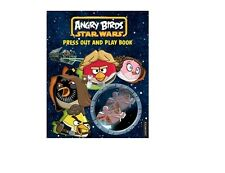ANGRY BIRDS STAR WARS PRESS-OUT & PLAY HARDCOVER – 28 AUG 2014