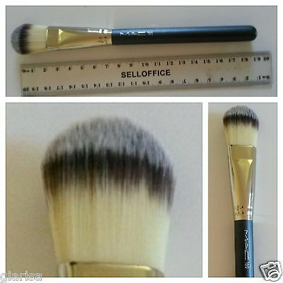 Mac 190 Brand Feel Face Foundation Brush makeup tool make up brush