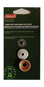 Pump cup replacement