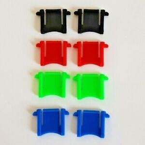Razer-Lycosa-ricambio-sostituzione-Tilt-Gamba-Supporto-Piede-Piedi-Set-Rosso-Verde-Blu