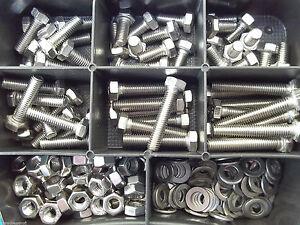 180-Teile-Edelstahl-Sortiment-Set-DIN-933-BOX-M5