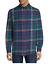NEW-St-John-039-s-Bay-Men-039-s-Cotton-Shirt-Plaid-Long-Sleeve-size-S-M-L-XL thumbnail 6