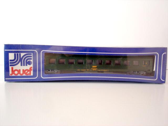 JOUEF VOITURE COUCHETTES SNCF TYPE UIC 2eme CL. REF. 5293 - ECHELLE H0 1/87