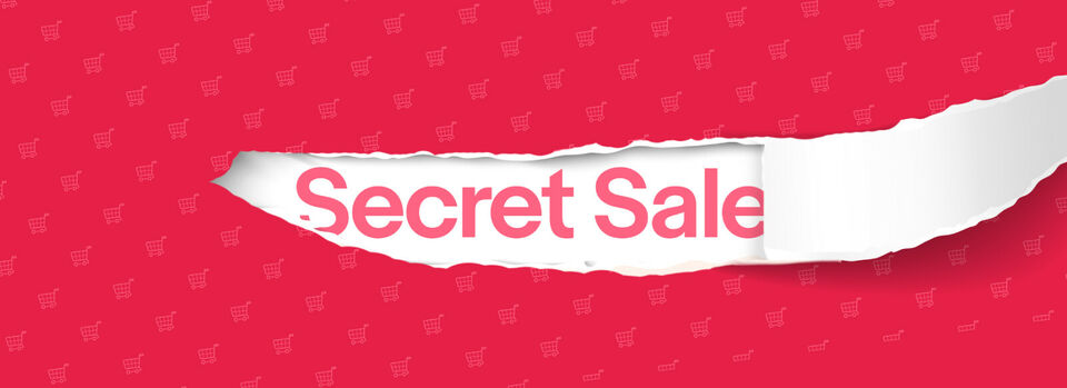Unwrap Your Offer - Log In to eBay and Get a Secret Offer