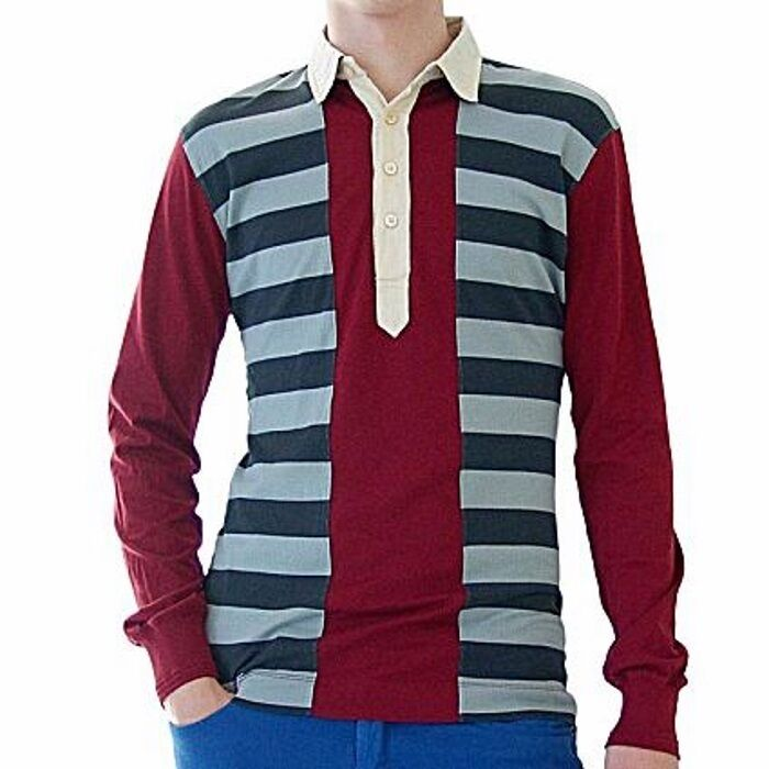 Paul Smith T-Shirt Polo- patch Rafferty