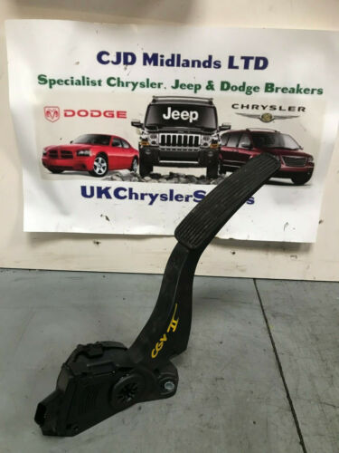 CHRYSLER GRAND VOYAGER 2008-12 2.8 CRD ACCELERATOR THROTTLE PEDAL 05281418AA