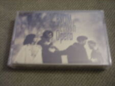 SEALED RARE OOP Boom Crash Opera CASSETTE TAPE 1987 Serious Young Insects FELT !