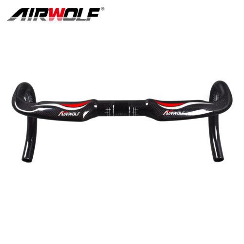 Carbon Fiber Bicycle Racing Drop Aero handle Bar Road Bike Handlebar Ultralight