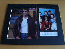 Henry Winkler Happy Days Genuine signed authentic autograph UACC /AFTAL