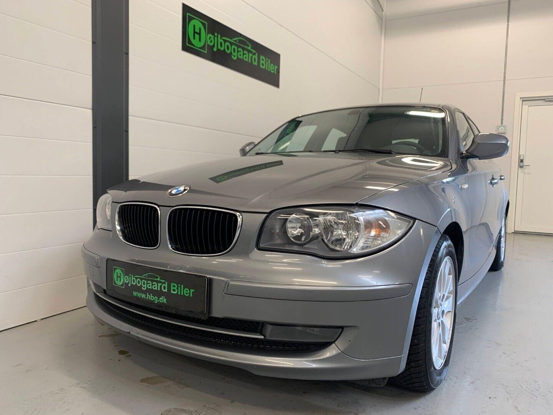 BMW 116d 2,0  5d - 99.800 kr.