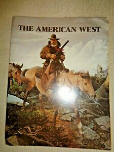 American-West-Magazine-1980-John-Clymer-Painting-Gold-Train-Winchester-Museum