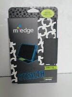 M-edge Kindle Fire 7 Stealth Cover Case Black & White