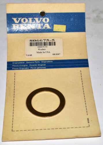 OEM Volvo Penta Washer Ring 806675
