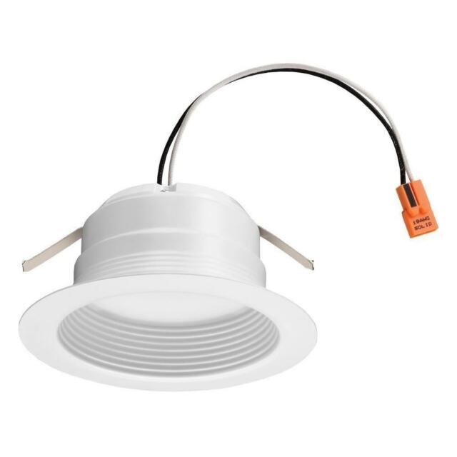 Matte White Recessed Light Led Dimmable