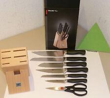 Zwilling cuchillo bloque Pure 8 pzas. cuchillos 8-tlg suenan cuchillo de acero de plata